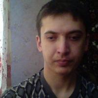 Анкета Женя Моисеев