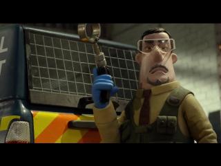 Барашек Шон/Shaun the Sheep Movie (2014) ТВ-ролик №5