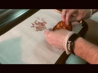 Как готовятся бургеры из драников