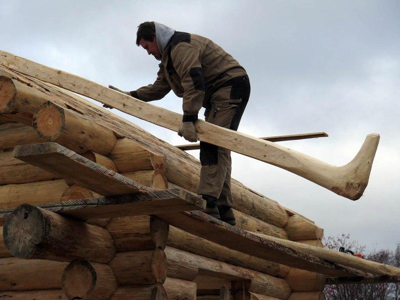 Реставрация деревянного зодчества