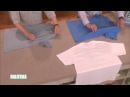 How to Fold a T-Shirt | Martha Stewart