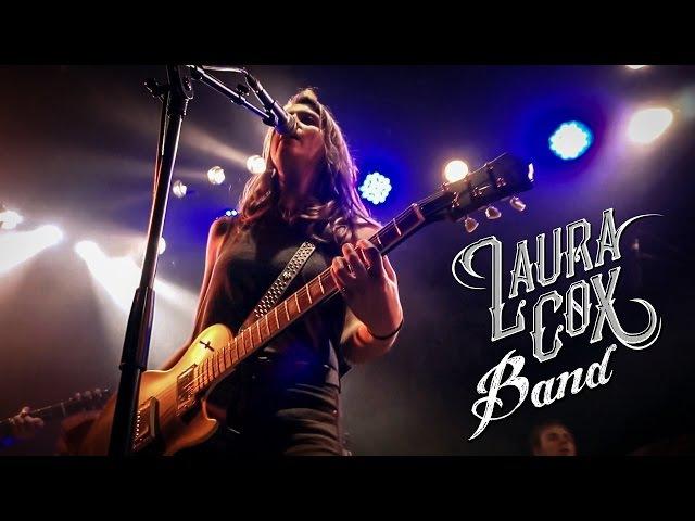 Laura Cox Band - Hard Blues Shot (Live)