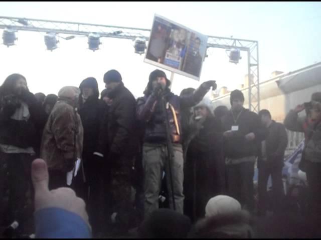 04/02/2012: Выступление Николая Бондарика