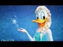 Donald Duck sings Let it Go!