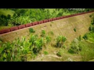 Самый длинный товарный поезд. Бразилия