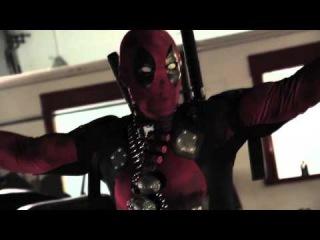 Бэтмен против Дэдпула | Super Power Beat Down Episode 8 | На русском