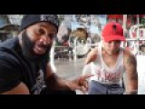 C.T. Fletcher Definition of Determination!!! Interview wNick Santonastasso