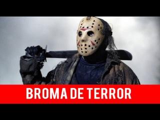 LA MEJOR BROMA DE TERROR 2015 - BROMAS PESADAS POR LA CALLE - Las Mejores Bromas De Terror 2015