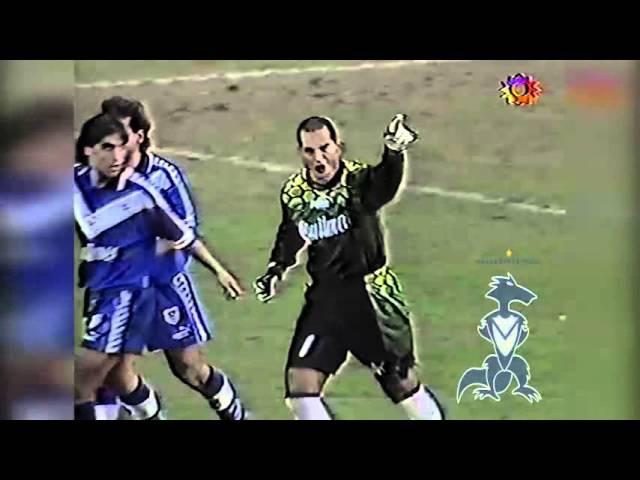 GOL (1) | Velez 2 Vs Lanus 2 | Clausura 1998 | Fecha 14 | CHILAVERT