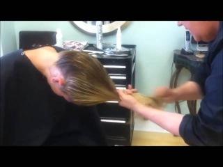 144 Новые технология Стрижки Haircut Hairstyle 2014