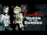 Vampire Reviews Queen of the Damned