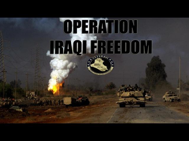 Operation Iraqi Freedom Iraq War