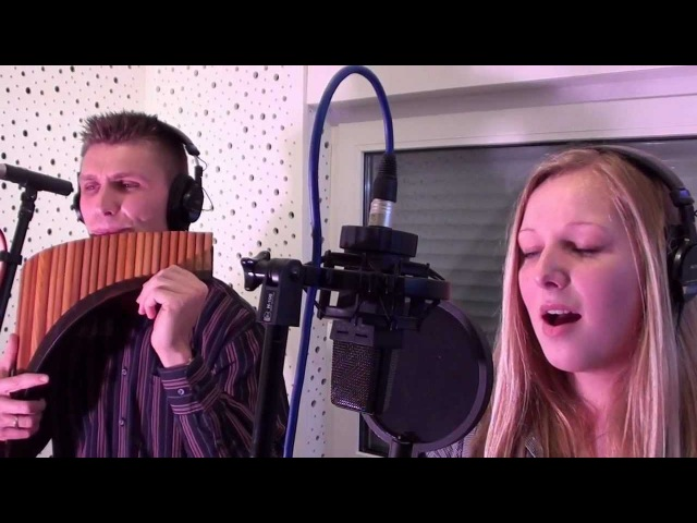 Hallelujah - Halleluja   Panflöte David Döring Steffi Klassen   Pan Flute   Flauta de Pan