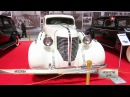 От Rolls-Royce Ленина до кортежа Путина в Москве открылась выставка автомобилей перв...