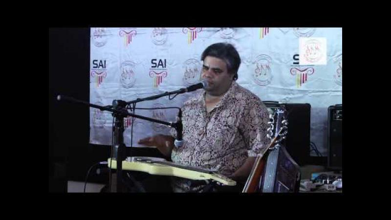 Masterclass by Slide Guitarist Prakash Sontakke on World Music Day