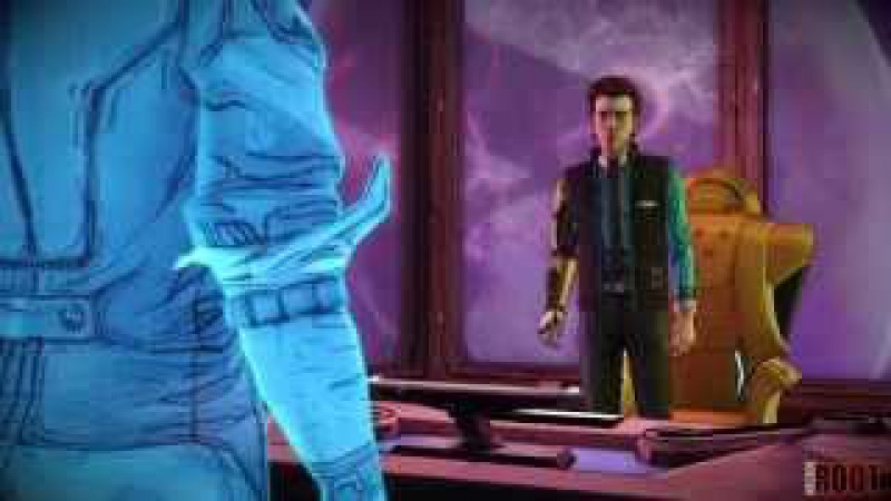 Tales from the Borderlands, Jack takes over Rhys