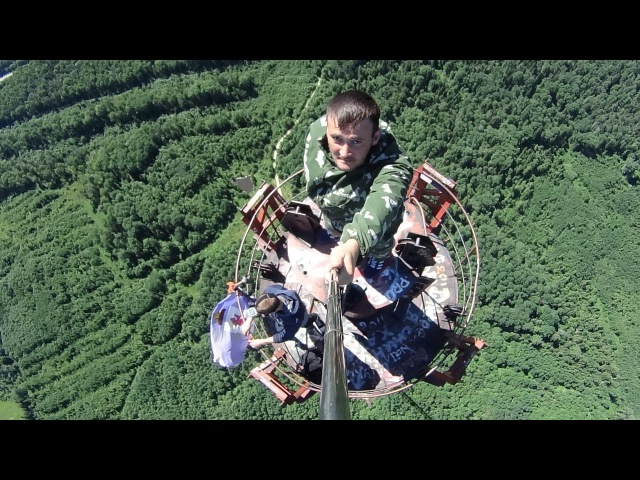 Вышка в г Галич А330 355 метров