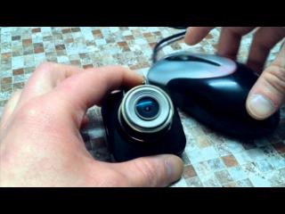 Обзор видеорегистратора G50 Novatek 96650