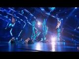 Танцы Вступительный танец (Danny Avila  Breaking Your Fall) (выпуск 10)