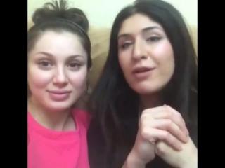 Анжелика Начесова и Лилия Шаулухова