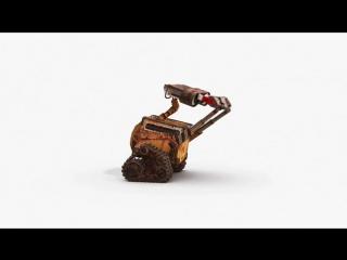 ВАЛЛ·И/WALL·E (2008) Промо-ролик  ;Валл-И и магнит