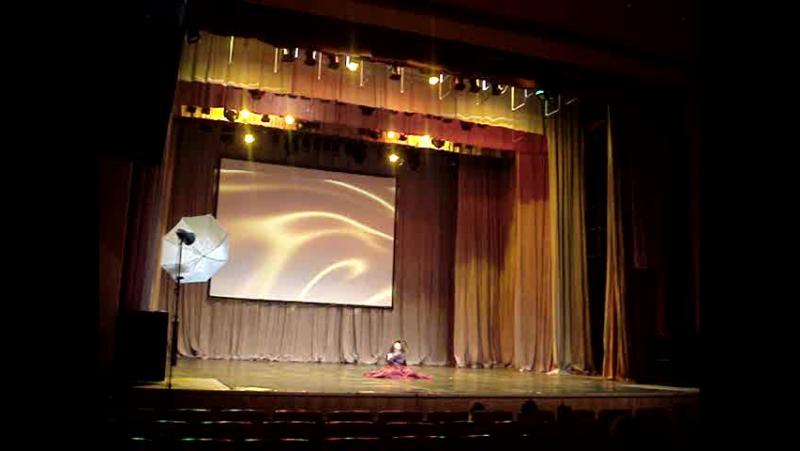 Цыганский танец (фестиваль) - Афина Эльмира