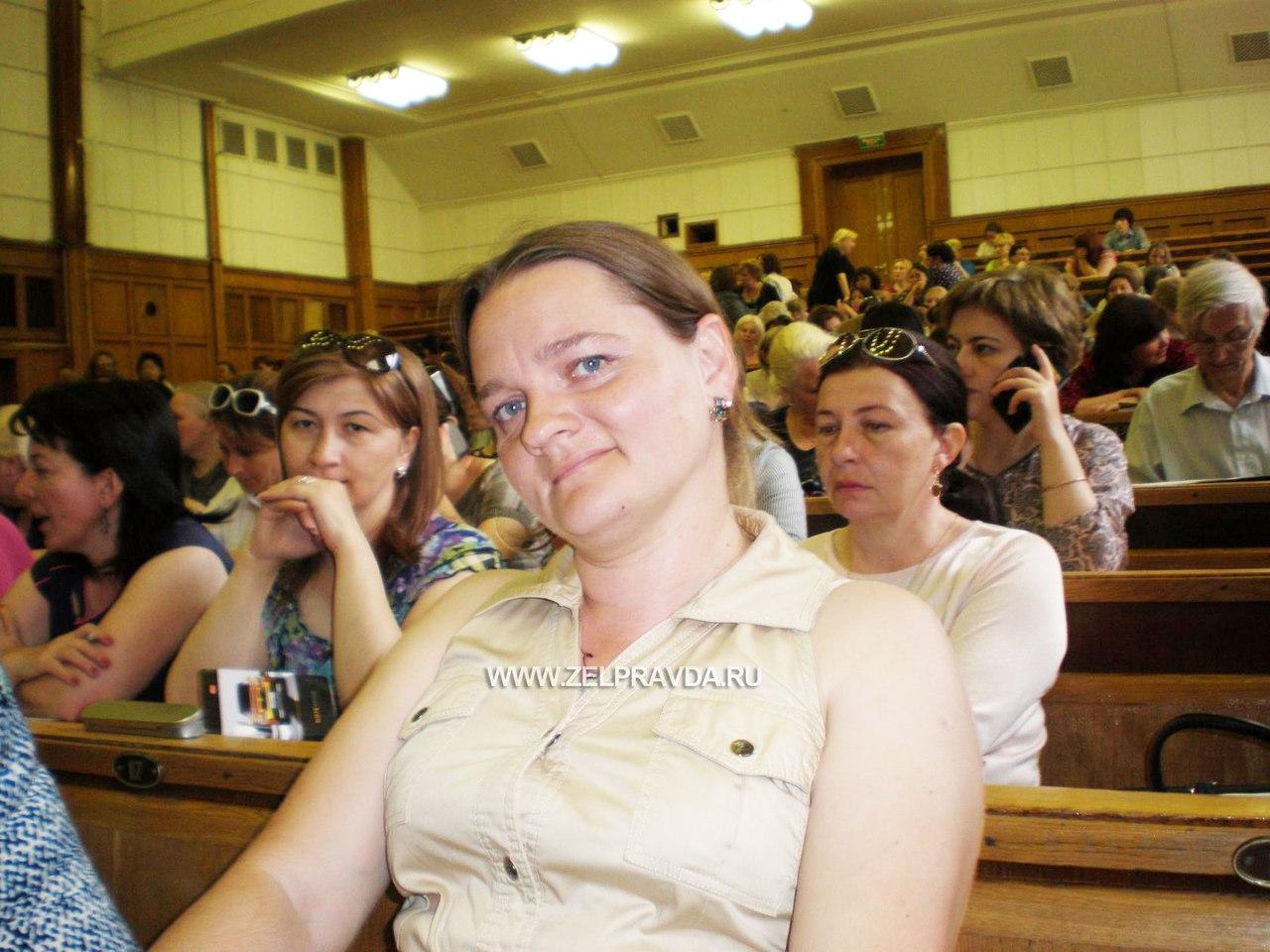Математики из Зеленчукского района побывали на стажировке в Москве