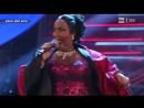 "Fiordaliso в образе Aretha Franklin -""Think"" (Tale e Quale Show, 2013)"