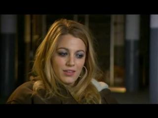 Город воров/The Town (2010) Интервью с Блейк Лайвли