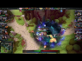Wombo Combo by Team Liquid vs LGD #ManilaMajor