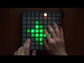 Skrillex - KYOTO (GHET1 Launchpad cover)