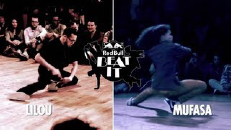 Final Lilou Vs. Mufasa | Red Bull Beat It