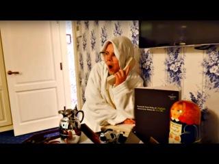 Сенсация! Бабушка в Отеле онлайн. Лучшая подружка Настя и Смешные видео для детей