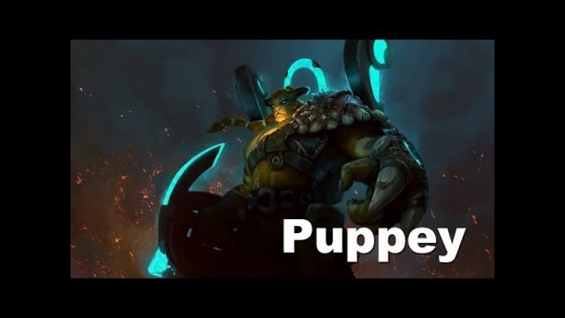 Team Secret Puppey Elder Titan Misery Tinker vs Virtus Pro God FNG