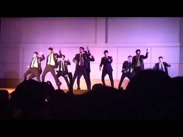 2016.07.14 동일중학교 떴다 오빠 심창민 직캠