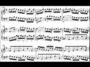 Richter plays Bach: WTC1 No. 10 in e minor BWV 855