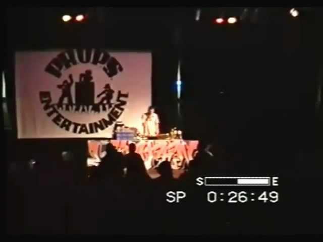 Paktofonika - Koncert w Witten 2000 [poprawiona jakość]