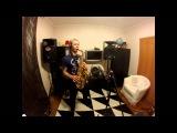 Nick York- Titanium (David Guetta sax cover)