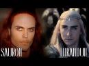 Thranduil Sauron | Mirkwood Dol Guldur