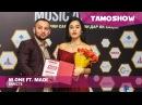 M.One Master Ismail ft. Madi - Вместе / Tamoshow Music Awards 2016 Live