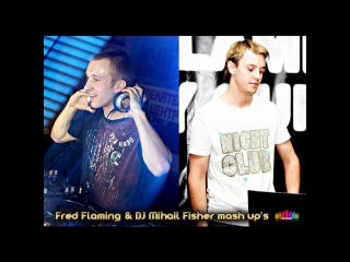 ATB vs Selda vs Sean Finn - Are You Ready to Fly 9PM (Fred Flaming & DJ Mihail Fisher Mash up)