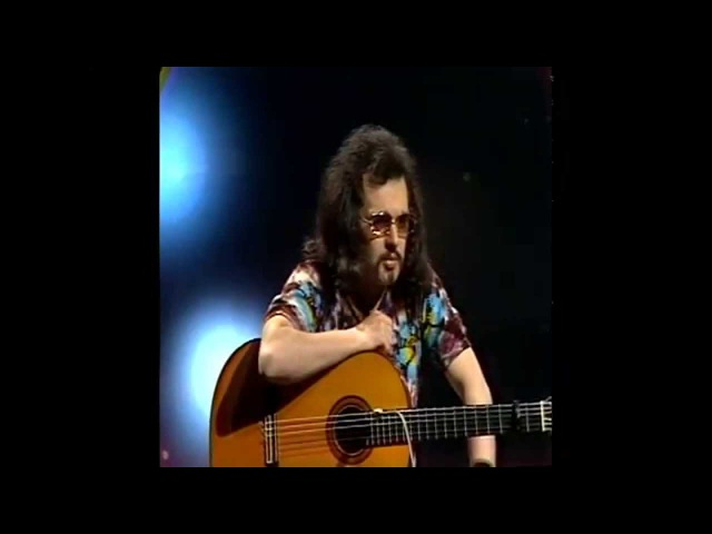 Lenny Breau solo live - Dont Think Twice its alright