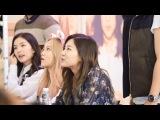 160318 여의도 IFC몰 레드벨벳 팬싸인회 슬기 예리 직캠 by ace