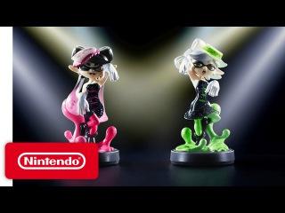 Splatoon - Squid Sisters - New amiibo