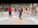 лето 2016. 2 смена отряд The Royal. Танцы со звездой.  3 тур. Африка