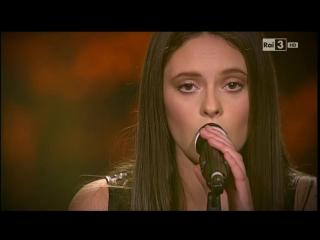 Francesca Michielin - Lamore esiste - Che tempo che fa del 24 01 2016