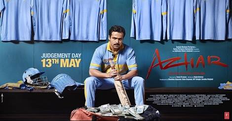 Azhar Torrent movie