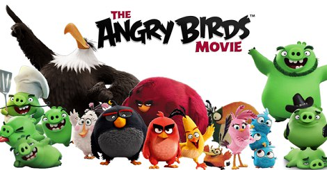 The Angry Birds Torrent