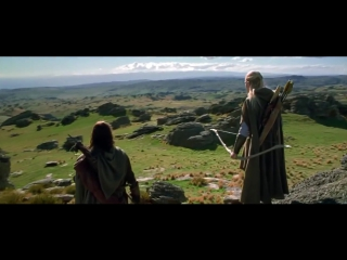 Трейлер_ «Властелин колец_ Две крепости_ The Lord of the Rings_ The Two Towers» 2002 [720p]