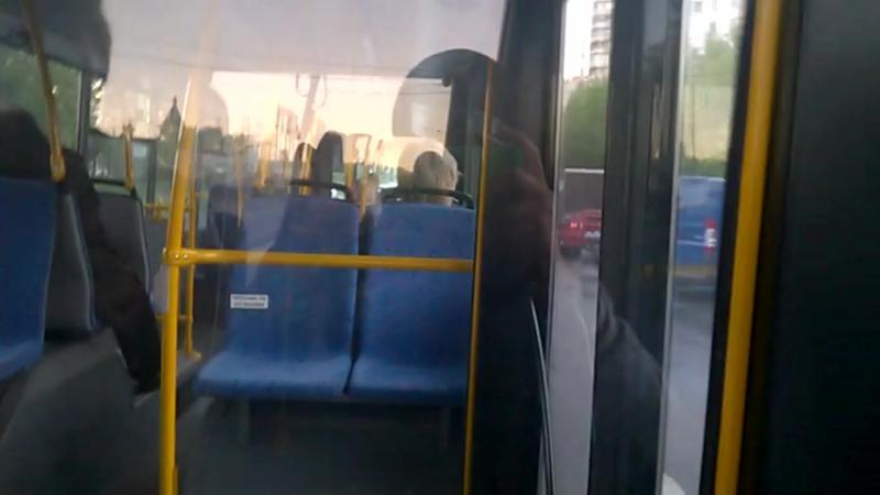 Поездка на автобусе МАЗ 203.069 Т 710 РР 777 Маршрут 658